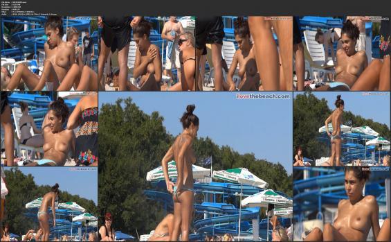 I Love The Beach_com HD - HDch11002