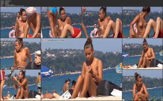 I Love The Beach_com HD - HDch11003
