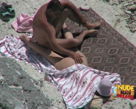 NudeBeachdreams.com- Voyeur Sex On The Beach 22 Part 16