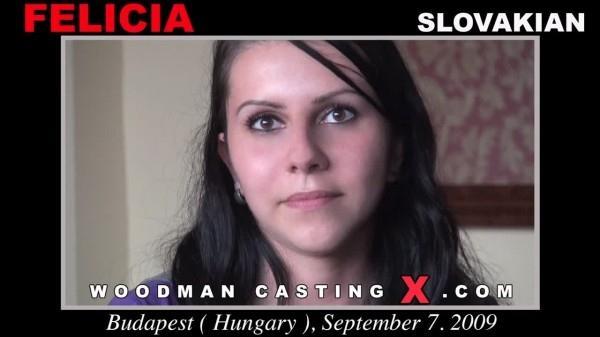 WoodmanCastingx.com- Felicia casting X