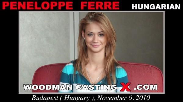 WoodmanCastingx.com- Peneloppe Ferre casting X