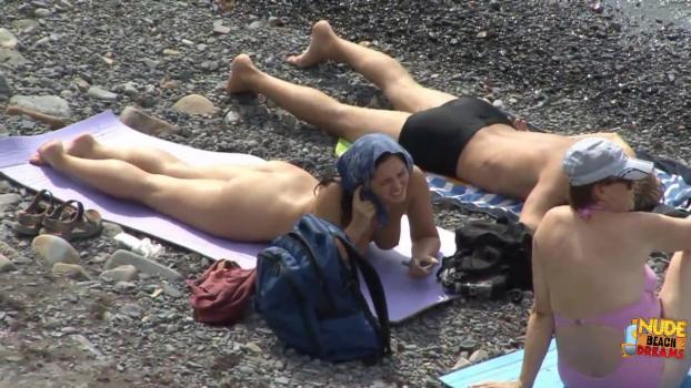NudeBeachdreams.com- Nudist video 00416