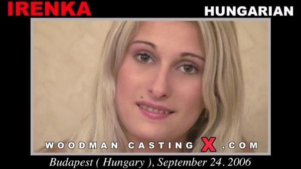 WoodmanCastingx.com- Irenka casting X