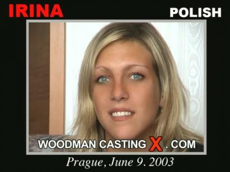 WoodmanCastingx.com- Irina casting X