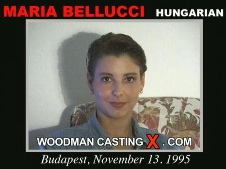WoodmanCastingx.com- Maria Bellucci casting X