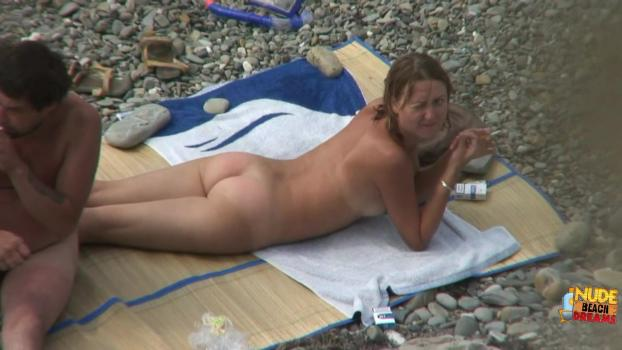 NudeBeachdreams.com- Nudist video 00436