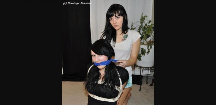 Bondagemischief.com- Lexi Marina Slumber Party.zip