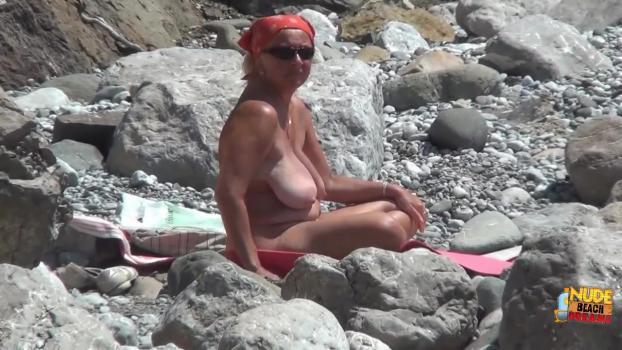 NudeBeachdreams.com- Nudist video 00541