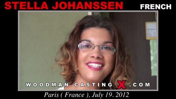WoodmanCastingx.com- Stella Johanssen casting X