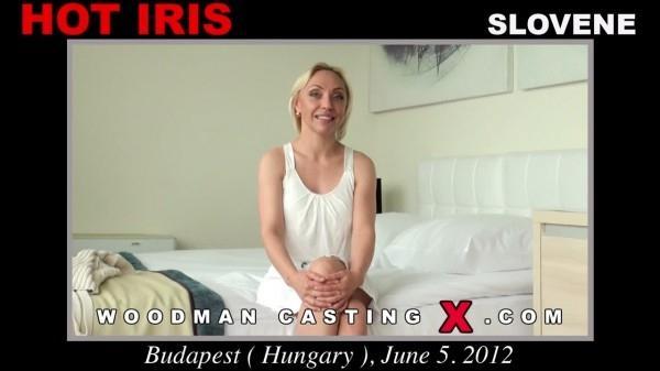 WoodmanCastingx.com- Hot Iris casting X