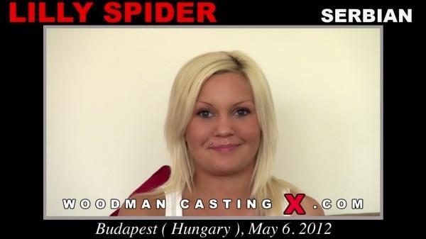 WoodmanCastingx.com- Lilly Spider casting X