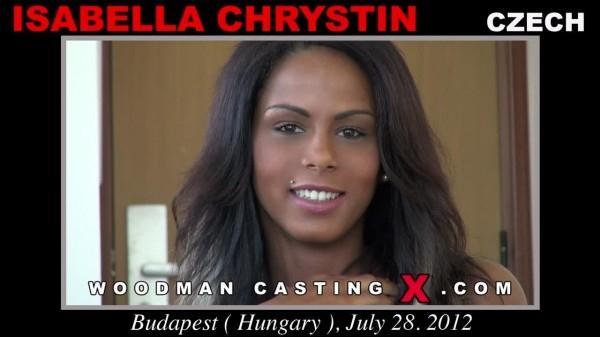 WoodmanCastingx.com- Isabella Chrystin casting X