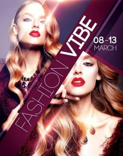 Fashion Vibe Flyer PSD Template