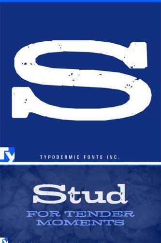 Stud Font