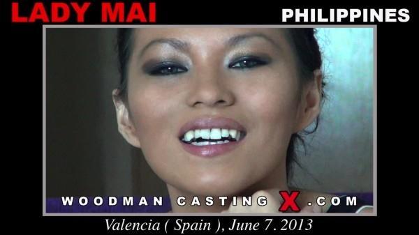 WoodmanCastingx.com- Lady Mai casting X