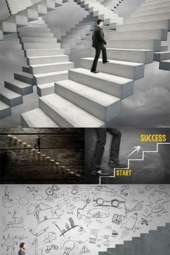 Photos - Business Staircase