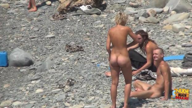 NudeBeachdreams.com- Nudist video 00703