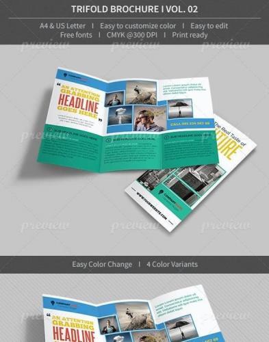 Trifold Brochure Vol-02