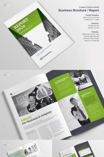 Business Brochure   Report