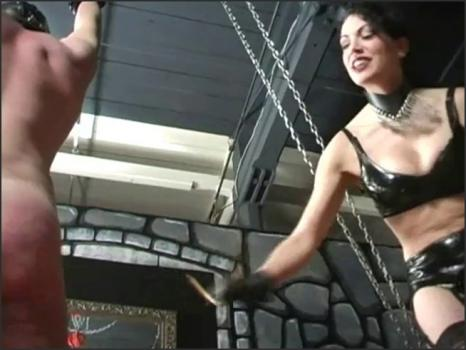 Clubdom.com- She Loves The Cane