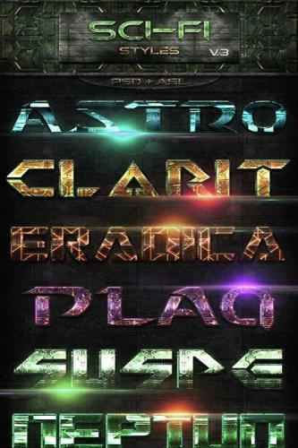 Sci-Fi Styles Ver3