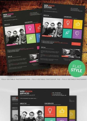Metro Web Flyer