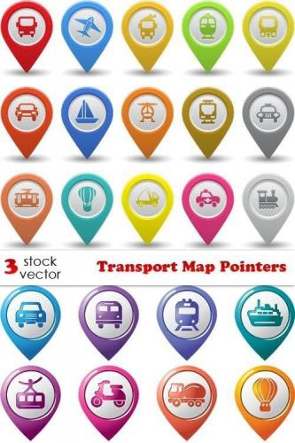Transport Map Pointers