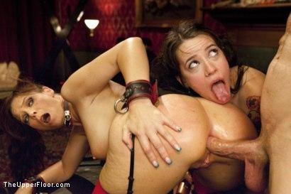 Kink.com- Anal Virgin Trained to Take It by Hot MILF Slave