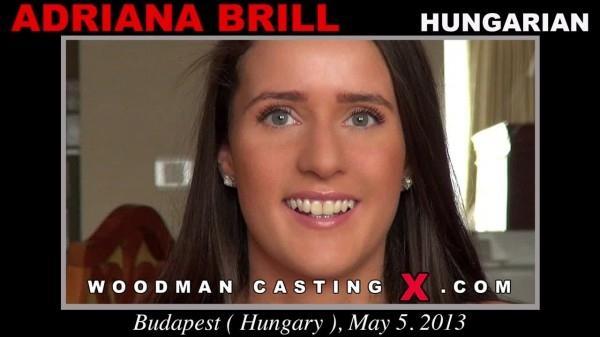 WoodmanCastingx.com- Adriana Brill casting X