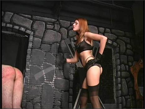 Clubdom.com- Beg for the cane