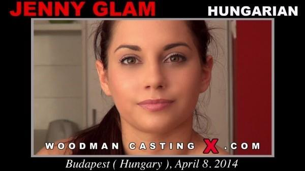 WoodmanCastingx.com- Jenny Glam casting X