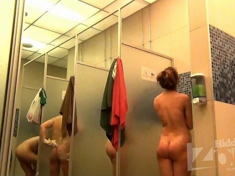 Hidden-Zone.com- Sh1530# In this video Hidden cam shower view little changed. Now we see the whole shower room. So