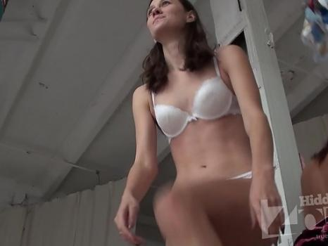Hidden-Zone.com- Sp1952# Girls disguised underwear. Their young resilient tits and ass are very beautiful. Good sho