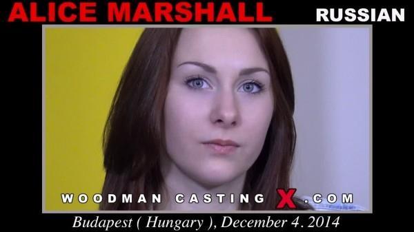 WoodmanCastingx.com- Alice Marshall casting X