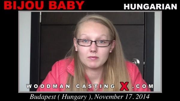 WoodmanCastingx.com- Bijou Baby casting X