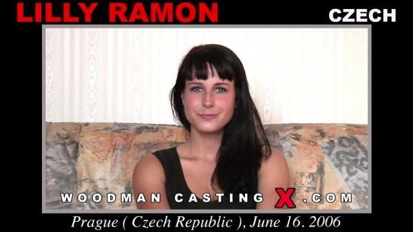 WoodmanCastingx.com- Lilly Ramon casting X