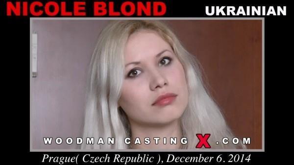 WoodmanCastingx.com- Nicole Blond casting X