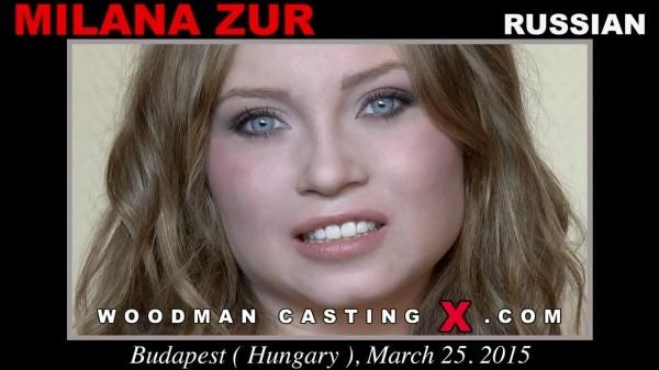 WoodmanCastingx.com- Milana Zur casting X