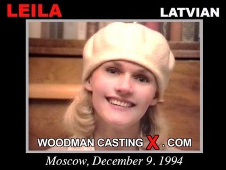 WoodmanCastingx.com- Leila casting X