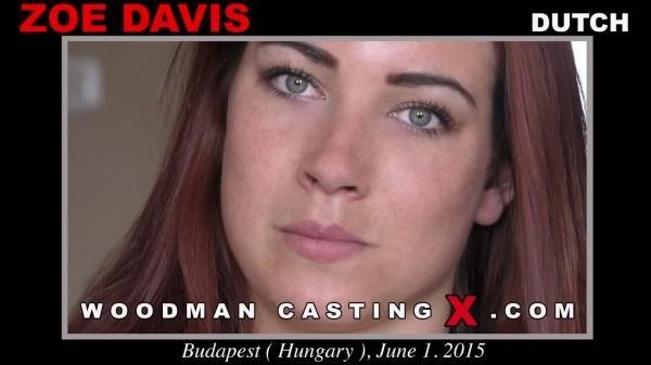 WoodmanCastingx.com- Zoe Davis casting X