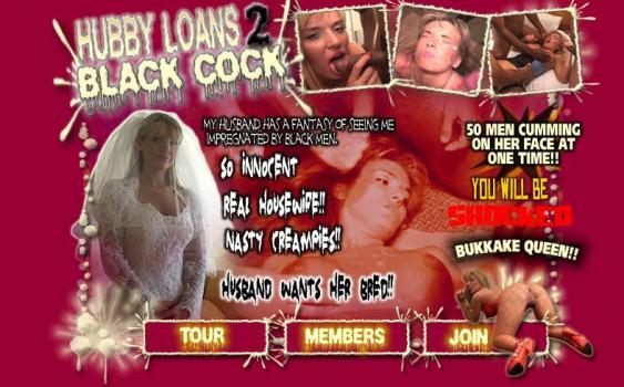 HubbyLoans2BlackCock (SiteRip) Image Cover