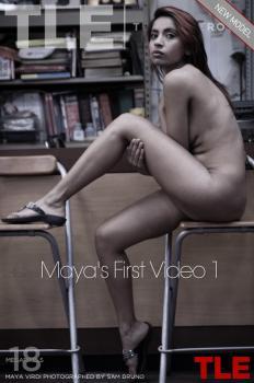 Metartvip- Maya s First Video 1