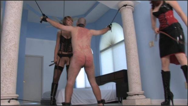 Clubdom.com- Cruel whipping bitch
