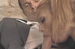Awesomeinterracial.com- Yummy And Horny Tranny Eva Ciccone Takes It Deep