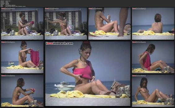 I Love The Beach_com HD - nusa11