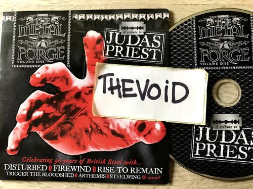 VA – Metal Hammer: The Metal Forge Volume One A Tribute To Judas Priest Issue 205 (2010) [FLAC]