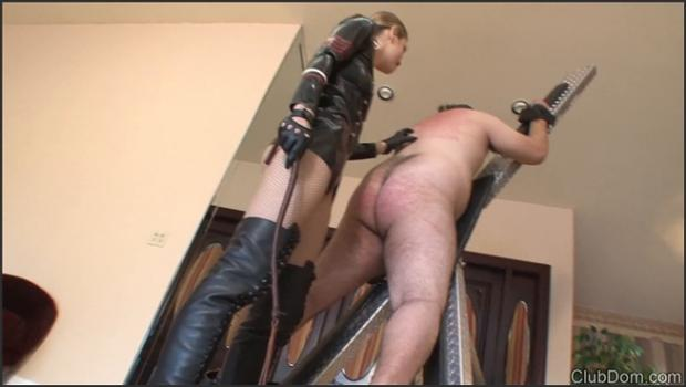 Clubdom.com- Suffer for Her Whip