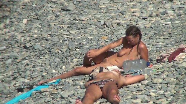 NudeBeachdreams.com- Nudist video 01081