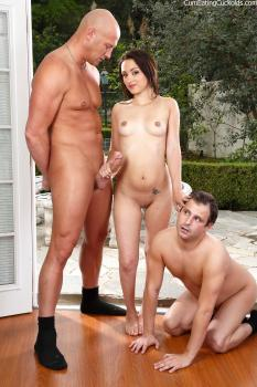 Cumeatingcuckolds.com- Get Down And Suck