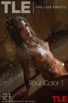 Metartvip- Four Color 1